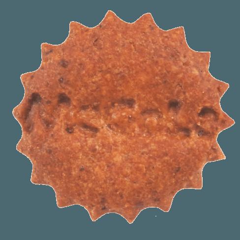 Megola ShareBisc Biscotti per Cani Ingredienti Naturali P.A.R.BAKERY Condividere Cane Uomo Ingredienti Biologici Forma Biscotto Perfetto