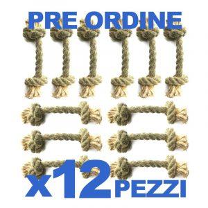 FLOSSO PRE-ORDINE 12 PEZZI